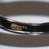 vintage Hermes scarf bangle