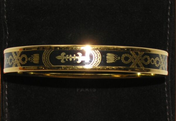 vintage Hermes Bangle