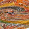 Feux du Ciel Plisse Hermes Scarf 2000 Kwumi Sefedin