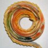 vintage Hermes scarf plissee