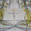 vintage Hermes scarf shawl surtient dip dye