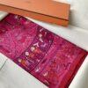 vintage Hermes scarf shawl