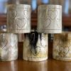 Vietnamese Buffalo Horn Candle/Pencil Holder Jan Goode its-all-goode