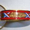 vintage Hermes scarf bangle jewelry