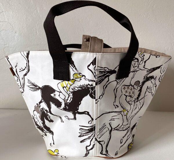 vintage Hermes bag