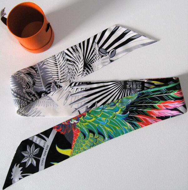 vintage Hermes scarf
