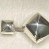 vintage Hermes silver jewelry