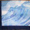vintage Hermes scarf shawl blanket