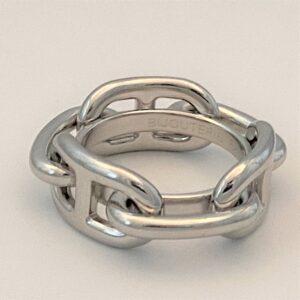 vintage Hermes scarf ring